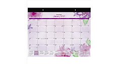 Beautiful Day Monthly Desk Pad (Item # SK38-704)