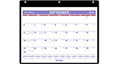 Academic Plan-A-Month Wall Calendar (Item # SK7)