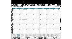 Madrid Monthly Desk Pad (Item # SK93-704)