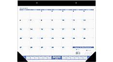 Monthly Desk Pad (Item # SW200)