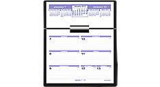 Flip-A-Week Desk Calendar and Base (Item # SW700X)