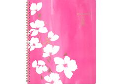 AT-A-GLANCE Sorbet Pink and Floral Planner