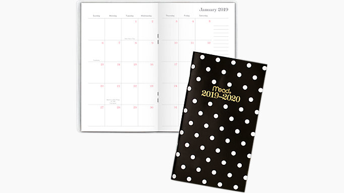 mead simplicity 2 year monthly pocket planner tl4720