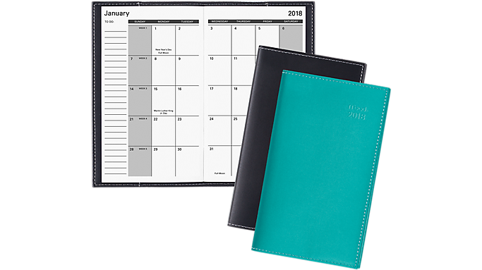 Mead Classic Monthly Pocket Planner - Planners 934740