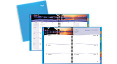 Tropical Weekly-Monthly Planner (Item # TLD386)
