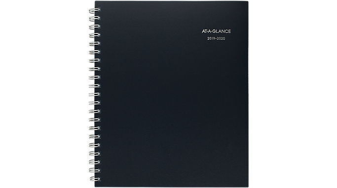 AT-A-GLANCE Teacher Collection Academic Weekly-Monthly Large Planner  (TP500-905A)