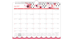Kathy Davis Academic Monthly Wall Calendar (Item # W1035-709A)