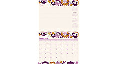 Ingrid Monthly Wall Calendar (Item # W1042-170)