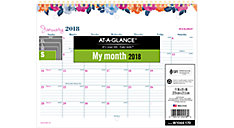 Eva Monthly Wall Calendar  (Item # W1044-170)