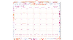Cecilia Monthly Wall Calendar (Item # W1050-707)
