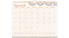 Sun Dance Monthly Wall Calendar (Item # W1051-707)