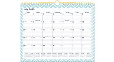 Emma Academic Monthly Wall Calendar (Item # W1116C-707A)