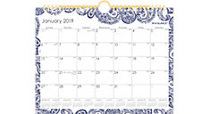Paige Monthly Wall Calendar (Item # W1141-709)