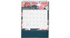 BADGE Easel Desk Calendar (Item # W1148-713)