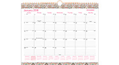 Marrakesh Monthly Wall Calendar (Item # W182-707)