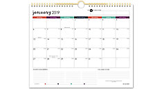 Harmony Monthly Wall Calendar (Item # W6099-707)