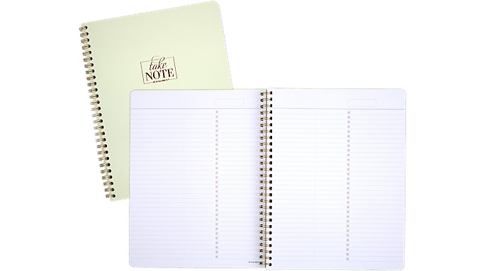 AT-A-GLANCE WorkStyle Take Care Notebook  (WS502-404)