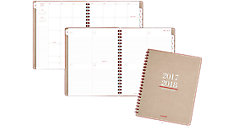Collection Academic Weekly-Monthly Planner (Item # YP104A)