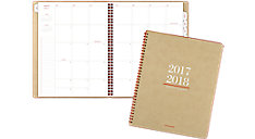 Collection Academic Monthly Planner (Item # YP107A)