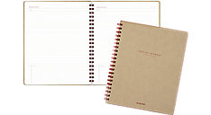 Signature Collection Structured Meeting Notebook (Item # YP131)