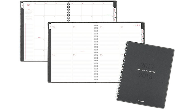 AT-A-GLANCE Collection Academic Weekly-Monthly Planner  (YP134A)