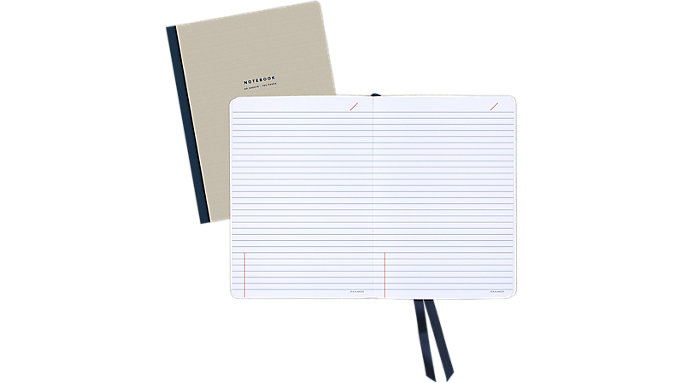 AT-A-GLANCE Signature Collection Professional Casebound Meeting Notebook  (YP135)