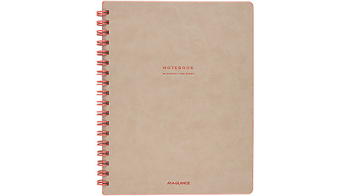 AT-A-GLANCE Signature Collection Meeting Notebook  (YP140-07)