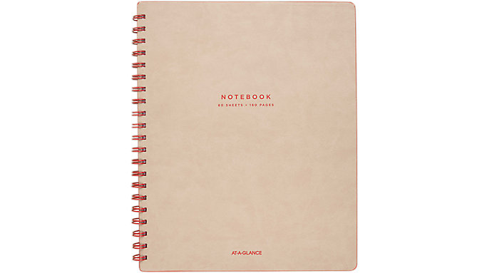 AT-A-GLANCE Signature Collection Meeting Notebook  (YP141-07)