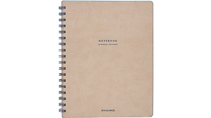 AT-A-GLANCE Signature Collection Meeting Notebook  (YP142-07)