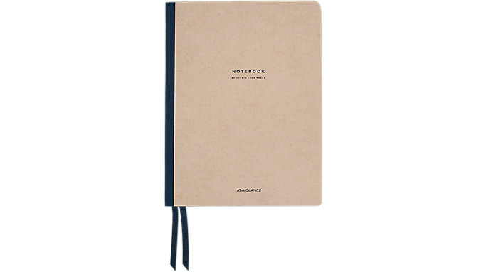 AT-A-GLANCE Signature Collection Casebound Notebook  (YP146-07)