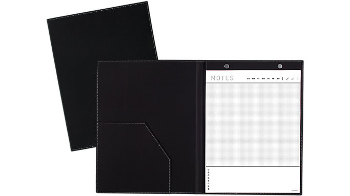 AT-A-GLANCE Signature Collection Meeting Padfolio  (YP218)