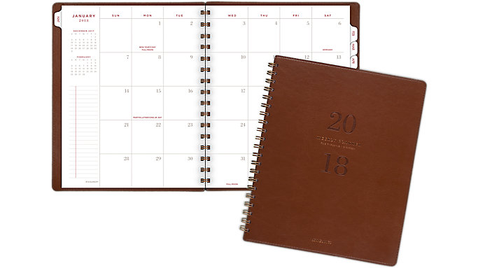 AT-A-GLANCE Signature Collection Monthly Planner  (YP800)