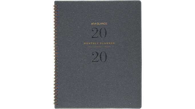AT-A-GLANCE Signature Collection Monthly Planner  (YP900)