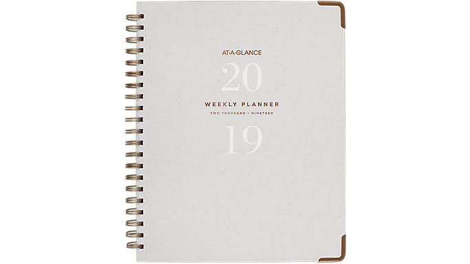 AT-A-GLANCE Signature Collection Weekly-Monthly Planner  (YP905)