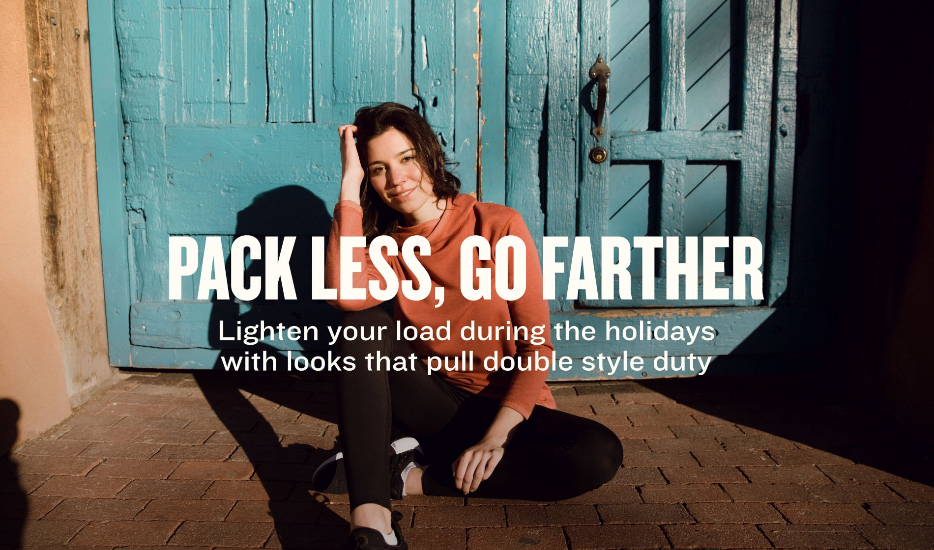 Pack Less, Go Further