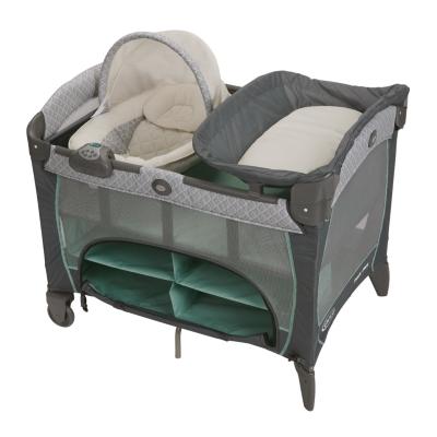 Pack 'n Play® Playard with Newborn Seat® DLX