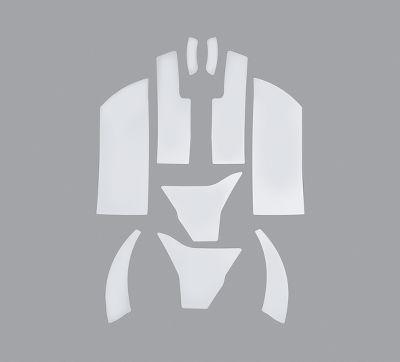Transparent Paint Guard Kit - Trike - 11100125 | Harley