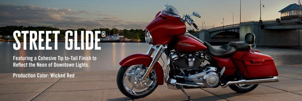 2018 Street Glide | Customized Bikes | Harley-Davidson USA