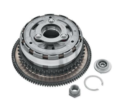 screamin' eagle twin cam performance assist and slip (a&s) clutch