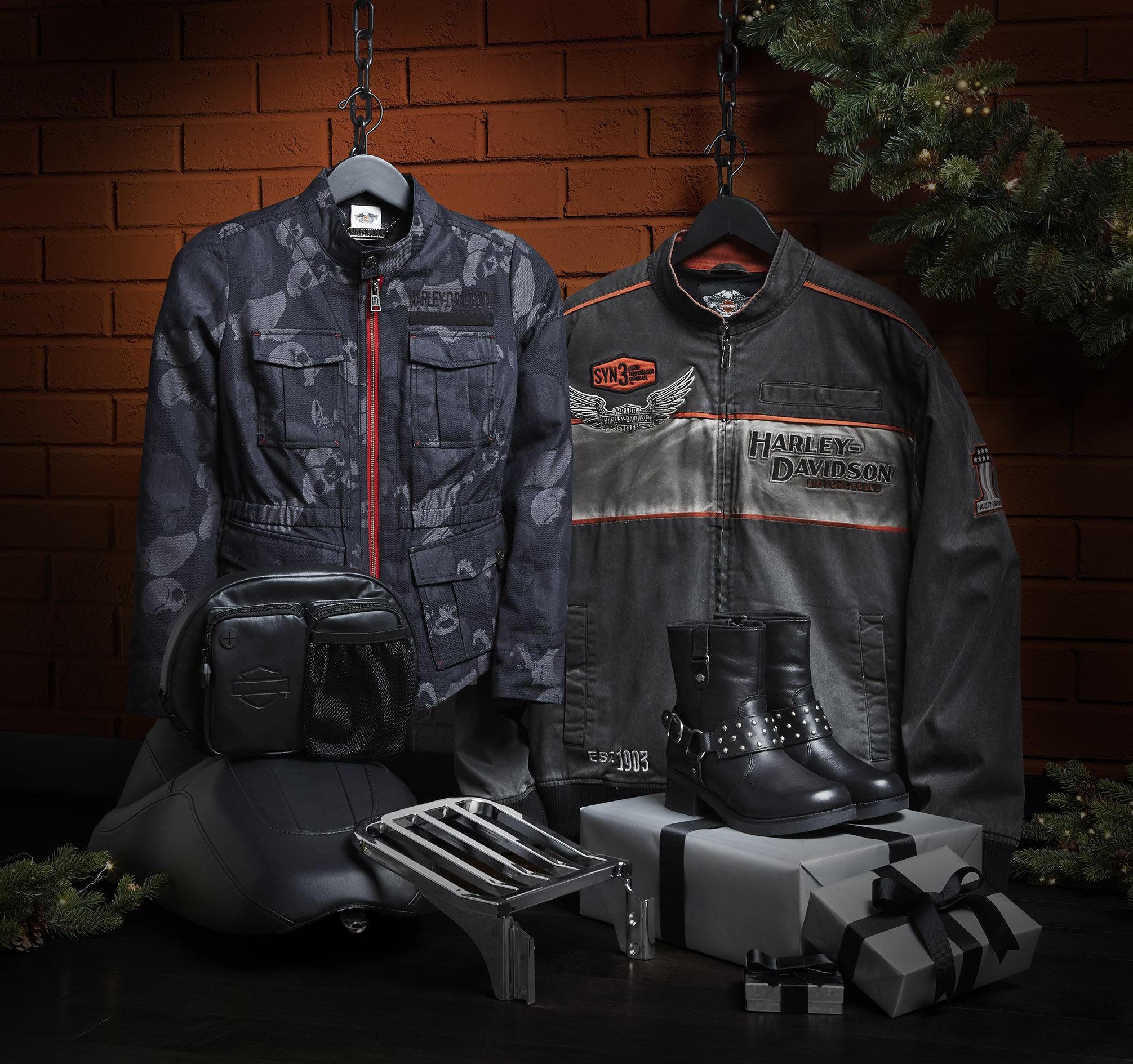 gift guide motorcycle gifts harley davidson usa