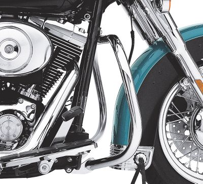 Front Engine Guard Kit - PA-07-4900400A | Harley-Davidson USA