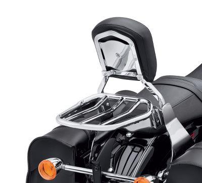 2009 Harley Davidson XL1200C Sportster 1200 Custom Luggage Rack for 2-Up Seat