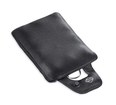 Motorcycle Passenger Seat Gel Pad Back Cushion for Harley Touring FLHR Road King
