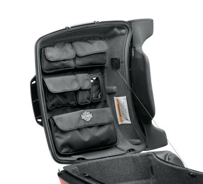 Tour Pak Lid Fitted Lining With Organizer Gray Pa 02 53000302