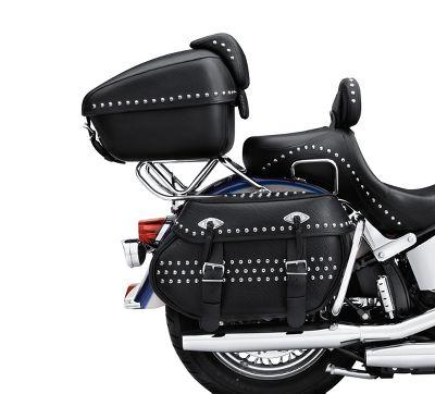 H D Detachables Two Up Tour Pak Luggage Mounting Rack 53066 00d Harley Davidson Usa