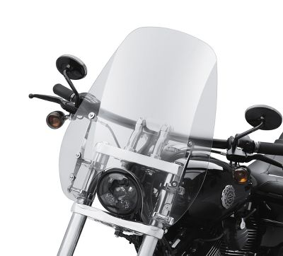 Harley Davidson Windshields >> Quick Release Super Sport Windshield