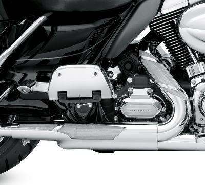 Screamin' Eagle Laser Exhaust Heat Shield Kit - 65400064