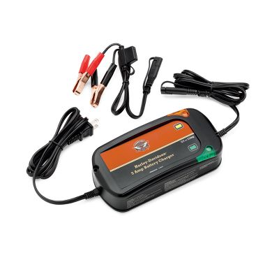 5 Amp Weather-Resistant Battery Charger