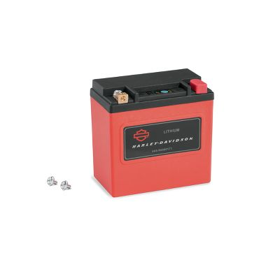 Harley Davidson Battery >> Lithium Life 4ah Battery 66000171 Harley Davidson Usa