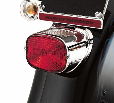 Tail Light Collar - PA-04-6831101   Harley-Davidson USA